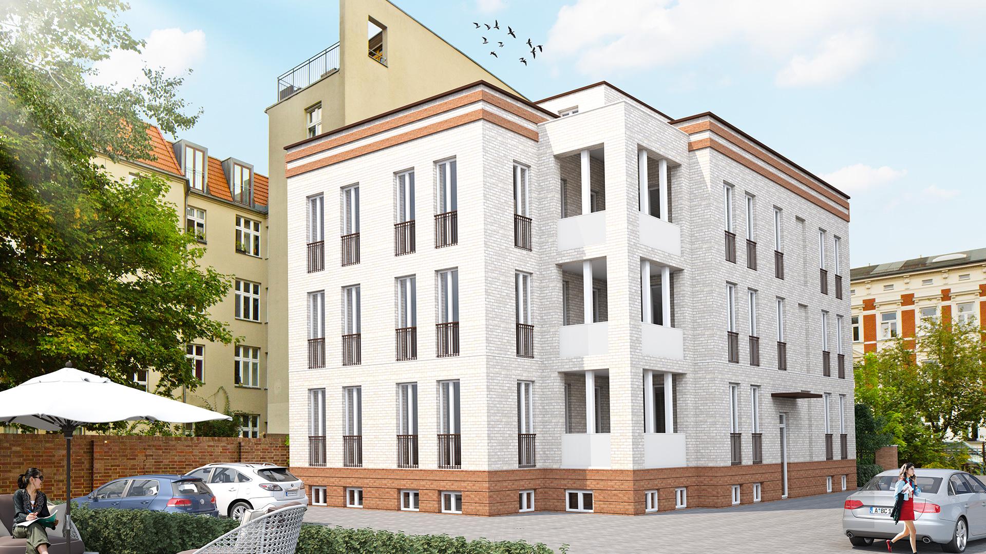 CVO36 Neubau